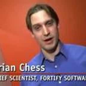 Brian Chess is listed (or ranked) 11 on the list The Top Hewlett-Packard Employees