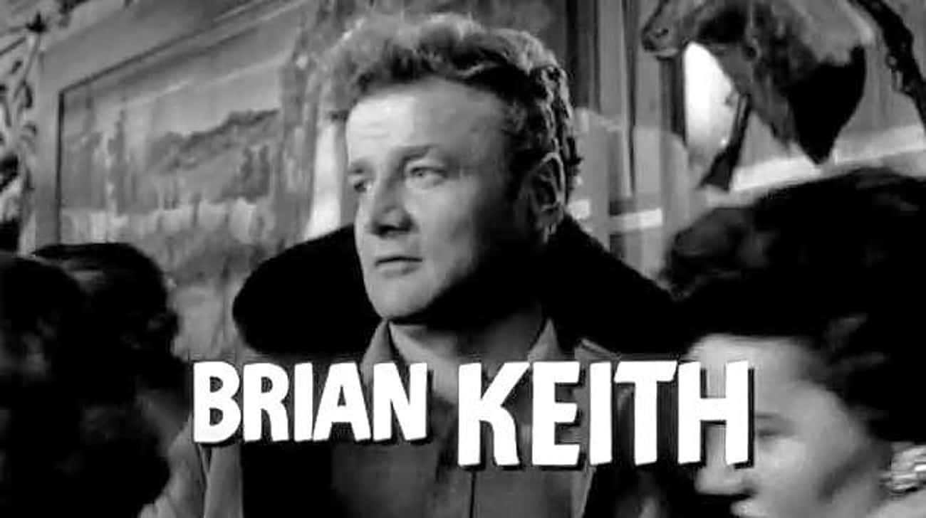 Brian Keith is listed (or ranked) 2 on the list Family Affair Cast List