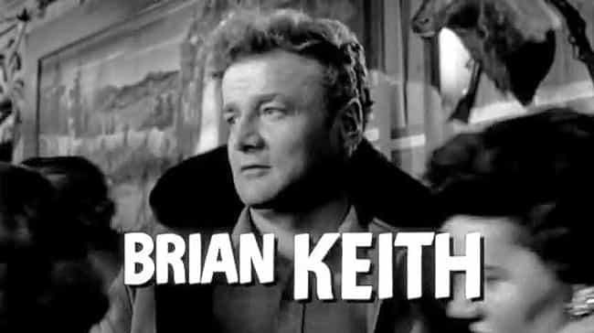 Brian Keith is listed (or ranked) 2 on the list Family Affair Cast List