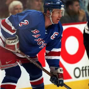 Brian Leetch is listed (or ranked) 14 on the list Famous Hockey Players from United States of America
