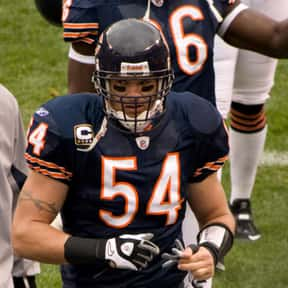 Brian Urlacher is listed (or ranked) 4 on the list The Greatest Chicago Bears of All Time