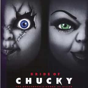 Bride of Chucky is listed (or ranked) 20 on the list The Best Campy Comedy Movies, Ranked