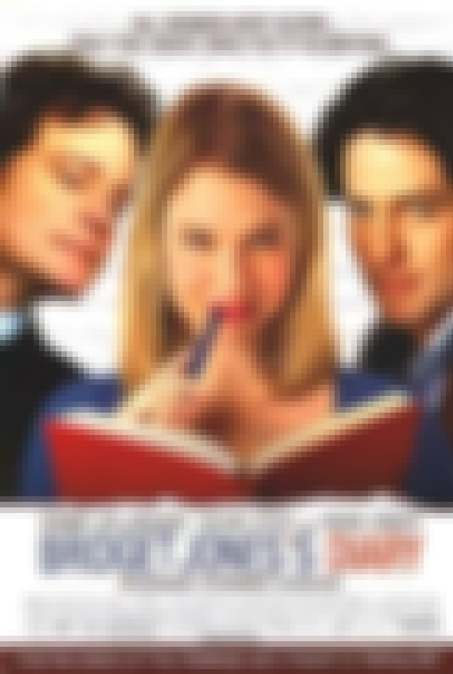 Bridget Jones's Diary is listed (or ranked) 1 on the list The Best Chick Flicks