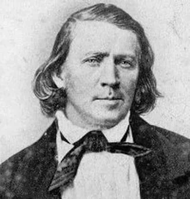 Brigham Young is listed (or ranked) 2 on the list World Leaders With The Most Children