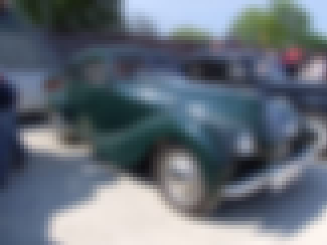 Bristol 400 is listed (or ranked) 6 on the list Full List of Bristol Cars Models