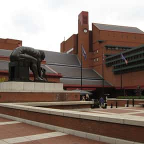 British Library is listed (or ranked) 22 on the list Famous Brutalist Architecture Buildings