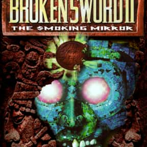Broken Sword II: The Smoking M is listed (or ranked) 12 on the list The Best Point and Click Adventure Games Of All Time