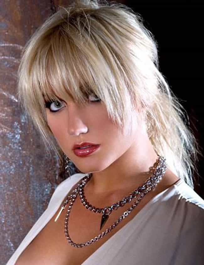 Brooke Hogan is listed (or ranked) 1 on the list Aaron Carter's Loves & Hookups