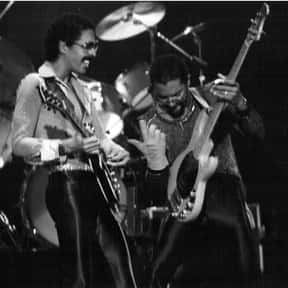 The Brothers Johnson is listed (or ranked) 8 on the list The Best Funk Bands/Artists