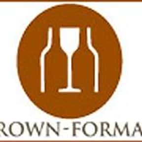 Brown-Forman is listed (or ranked) 4 on the list Companies Founded in 1870