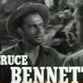 Bruce Bennett is listed (or ranked) 5 on the list Full Cast of Love Me Tender Actors/Actresses