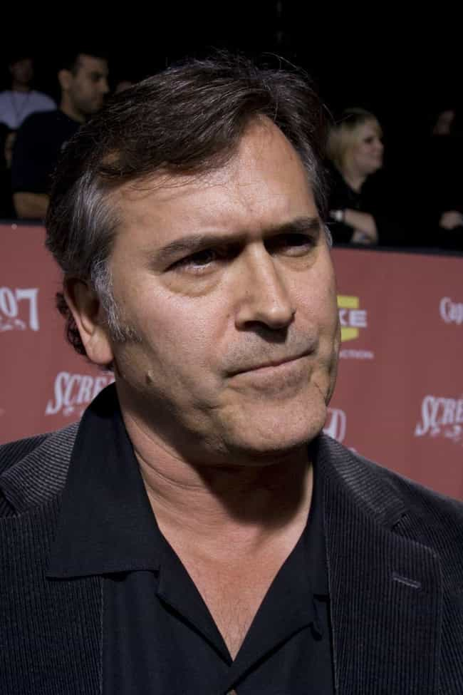 Bruce Campbell is listed (or ranked) 3 on the list Celebrities Who Live in Oregon