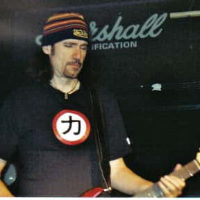 Bruce Kulick is listed (or ranked) 16 on the list Famous People Named Bruce