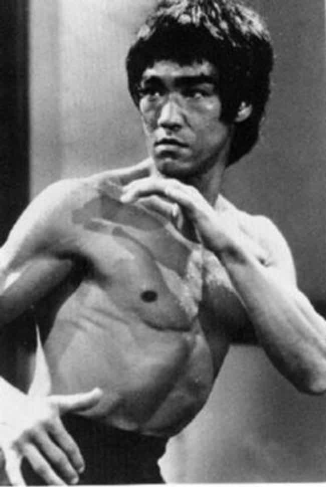 Bruce Lee is listed (or ranked) 6 on the list 22 Celebrities with One or Fewer Testes