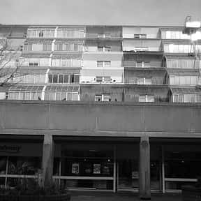 Brunswick Centre is listed (or ranked) 23 on the list Famous Brutalist Architecture Buildings