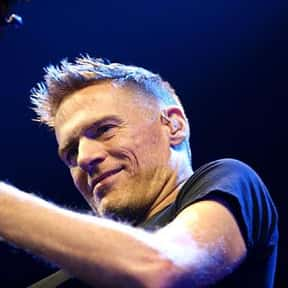 Bryan Adams is listed (or ranked) 21 on the list The Greatest Musical Artists of the '80s