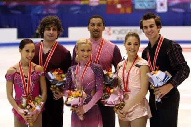 Bryce Davison is listed (or ranked) 1 on the list Famous Figure Skaters from Canada