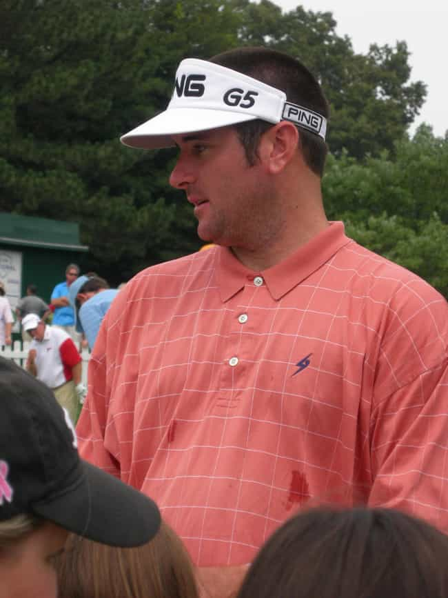 Bubba Watson is listed (or ranked) 3 on the list Famous Left Handed Golfers