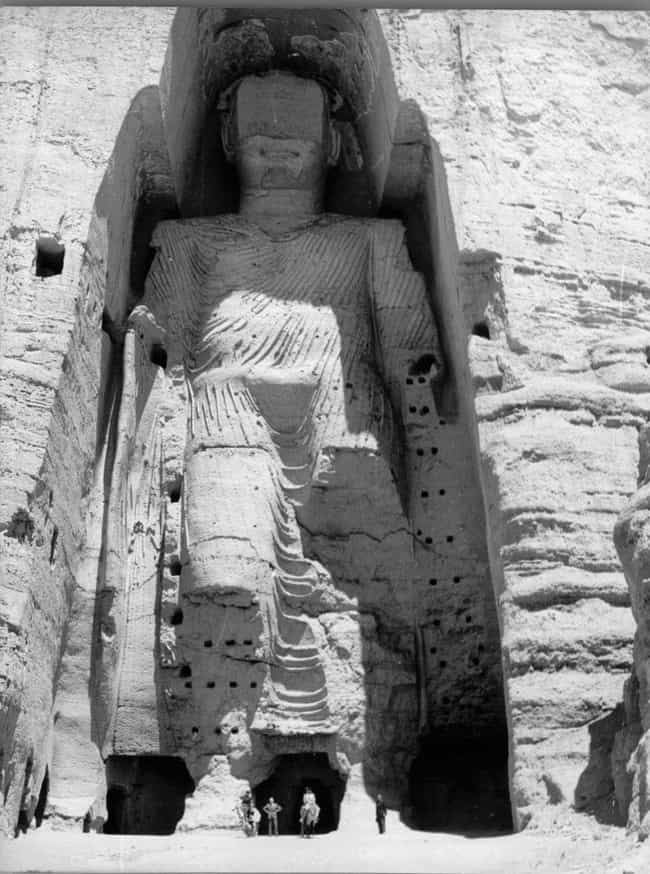 Buddhas of Bamiyan is listed (or ranked) 4 on the list Famous Gautama Buddha Art