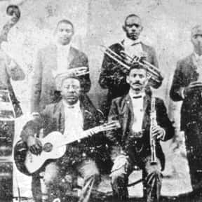 Buddy Bolden is listed (or ranked) 3 on the list The Greatest Cornetists of All Time