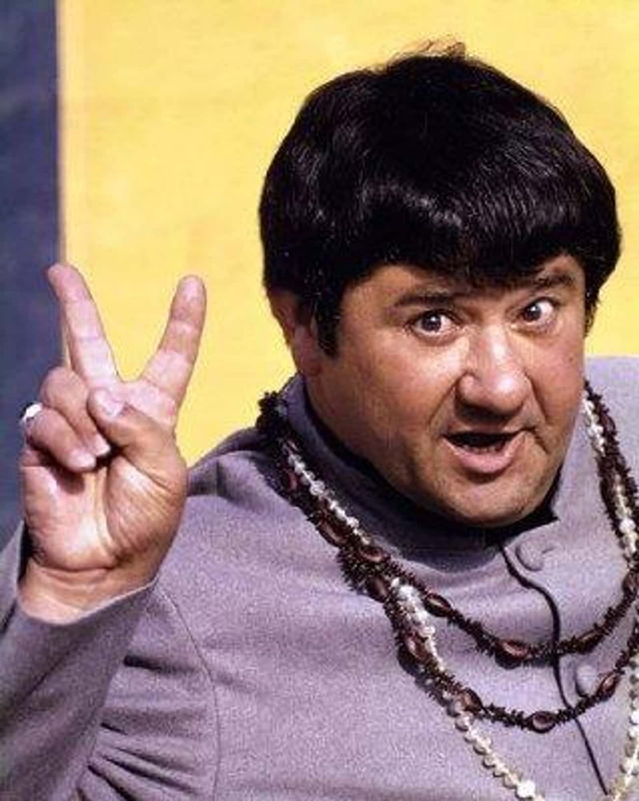 Buddy Hackett is listed (or ranked) 4 on the list Famous People Who Died of Diabetes Mellitus