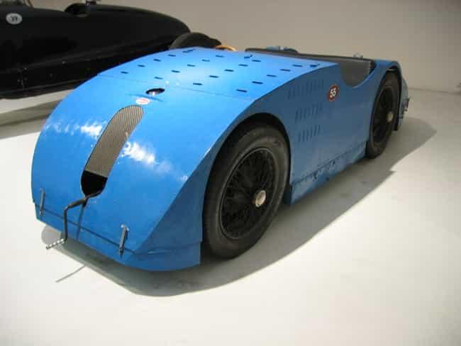 Full List of Bugatti Models