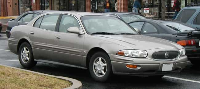 Buick LeSabre is listed (or ranked) 3 on the list Full List of Buick Models