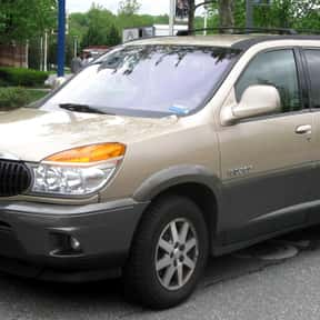 Buick Rendezvous is listed (or ranked) 23 on the list The Worst Cars Ever Made