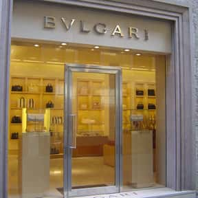 Bulgari is listed (or ranked) 24 on the list The Best Eyewear Brands