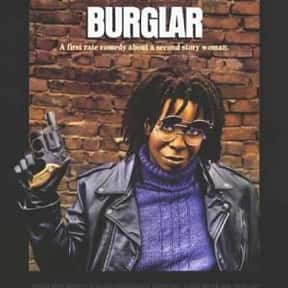 Burglar is listed (or ranked) 16 on the list The Best Whoopi Goldberg Movies
