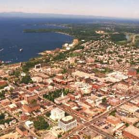 Burlington is listed (or ranked) 10 on the list The Best Cities for Single Men