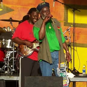 Burning Spear is listed (or ranked) 8 on the list The Best Reggae Bands/Artists