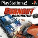 Burnout Dominator is listed (or ranked) 11 on the list The Best Electronic Arts Games List