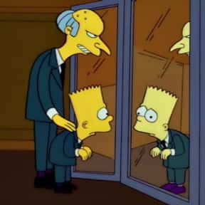 Burns' Heir is listed (or ranked) 15 on the list The Best Episodes From The Simpsons Season 5
