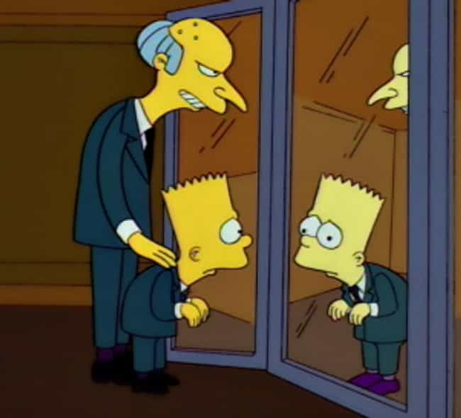 Burns' Heir is listed (or ranked) 3 on the list The Best Mr. Burns Episodes of 'The Simpsons'