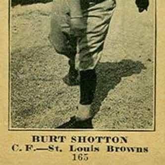 Burt Shotton