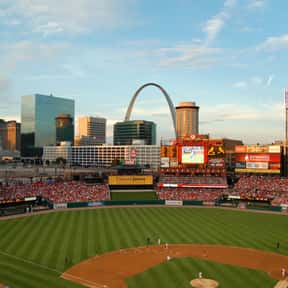 Busch Stadium is listed (or ranked) 1 on the list The Best MLB Ballparks