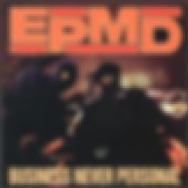 Business Never Personal is listed (or ranked) 4 on the list The Best EPMD Albums of All Time