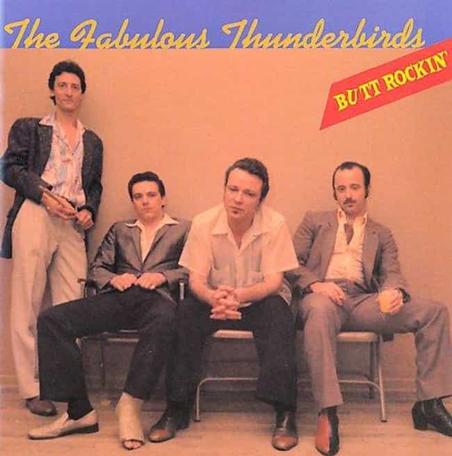 Butt Rockin' is listed (or ranked) 3 on the list The Best Fabulous Thunderbirds Albums of All Time