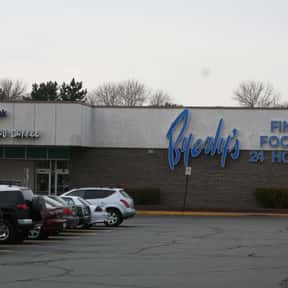 Byerly's is listed (or ranked) 19 on the list Companies Founded in 1968