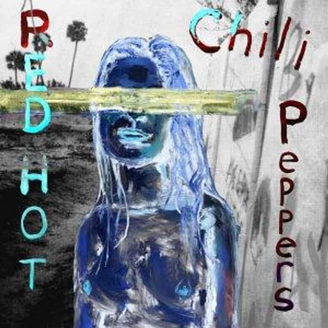 By the Way is listed (or ranked) 4 on the list The Best Red Hot Chili Peppers Albums of All Time