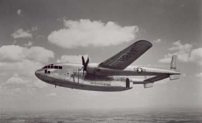 Fairchild C-119 Flying Boxcar is listed (or ranked) 3 on the list List of Fairchild Airplanes and Aircrafts