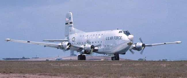Douglas C-124 Globemaste... is listed (or ranked) 2 on the list Planes Used By Air National Guard