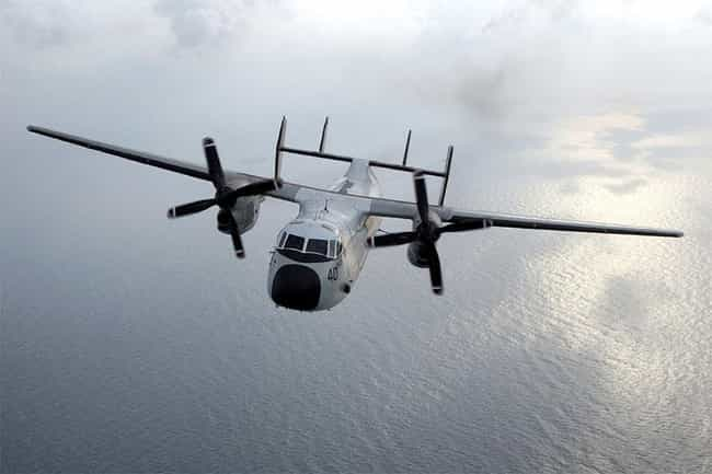 Grumman C-2 Greyhound is listed (or ranked) 3 on the list Northrop Grumman Airplanes and Aircrafts