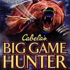 Cabela's Big Game Hunter 2005  is listed (or ranked) 12 on the list List of All Simulation Video Games