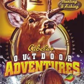 Cabela's Outdoor Adventures is listed (or ranked) 10 on the list List of All Simulation Video Games