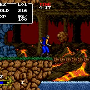 Cadash is listed (or ranked) 14 on the list The Best TurboGrafx-16 Games
