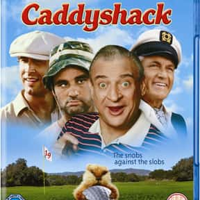 Caddyshack is listed (or ranked) 12 on the list List of All Cult Classic Movies