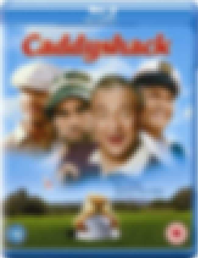 Caddyshack is listed (or ranked) 2 on the list The Best Golf Movies
