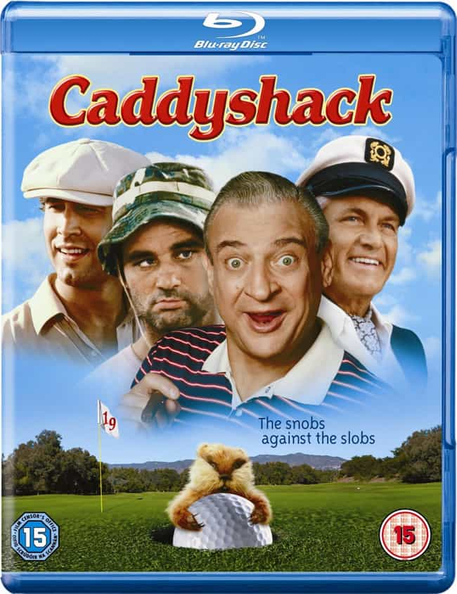 Caddyshack is listed (or ranked) 4 on the list What to Watch If You Love 'The Goldbergs'